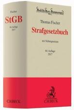 Strafgesetzbuch StGB-Kommentar von Fischer, 64. Auflage 2017