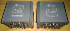 NEW PAIR NIB UTC LS35 Output Transformers EL34 2A3 300B 6B4G Push Pull Tube AMP