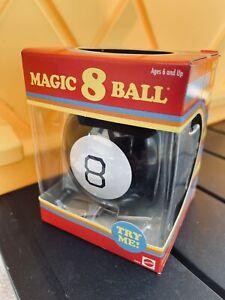 Mattel RETRO MAGIC 8 BALL Fun Game Fortune Teller NEW Vintage Eight Novelty