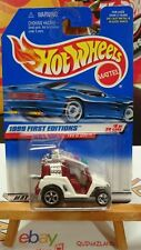 hot wheels First Editions Tee'd Off 1999-683 rouge  (9002)