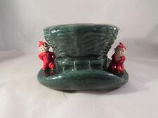Gilner Pixie Elf Hat Planter Gilner Pottery Vintage