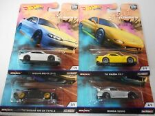 HOT WHEELS STREET TUNERS REAL RIDERS 1:64