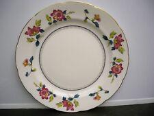 WEDGEWOOD CHINA WILLIAMSBURG ''CHINESE FLOWERS'' DINNER PLATE