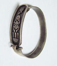 Vintage Sterling EGYPTIAN Bracelet