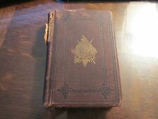 Antique 1871 HB The Lady of the Lake Sir Walter Scott Book