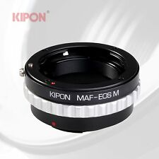 Kipon Adapter for Sony Alpha/Minolta AF Lens to Canon EOS M Mirrorless Camera
