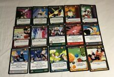 Dragon Ball Z Cards Lot Of 15