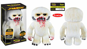 Hikari Star Wars en Sang Wampa 17.8cm Vinyle Figurine Limité 750 Pièces Sofubi