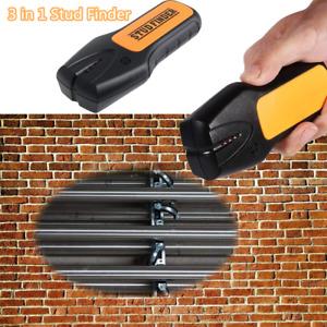 Generic Stud Finder Wall Scanner Scanning Tools 3 in1 Nail Metal Detector Tester