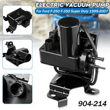 Diesel Electric Vacuum Pump Set For Ford F-250 F-350 Super Duty 6C3Z2A451A 99-07