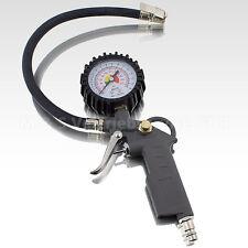 Reifenfüller 0-12 BAR Reifenfüllpistole Reifendruckprüfer Reifen Luftdruckprüfer