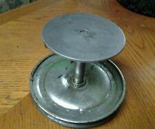 John Deere 726 826 Snowblower Drive Plate Disk AM33254 & Pulley M45189 NICE!