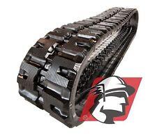 Pair of Bobcat T190 320mm Track Loader Rubber Tracks C Block Pattern 320x86x49