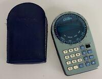 RadioShack EC-312 ASTRO  Computer /Calculator Vintage