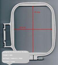 geeignet für BROTHER Stickmaschine NV-700/750/1200/1250 Stickrahmen M 10x10 cm