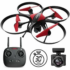 Force1 U49C Drone with 720p Camera Altitude Hold 15-min Flight Extra Battery