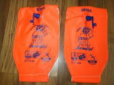 BEMA Schwimmflügel, Doppeklkammer, Größe 0, 11 - 30 kg, 2x benutzt - wie NEU !!