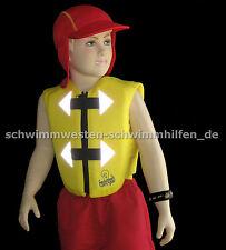 SINDBAD ® Schwimmweste Kinder 2-7 J. bis 30 kg BECO Schwimmhilfe Schwimmflügel