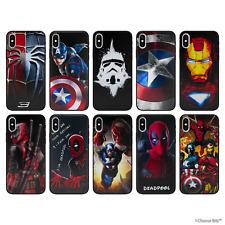 Marvel Gel Souple 3D Étui en Silicone / Étui pour Apple Iphone X / 10/