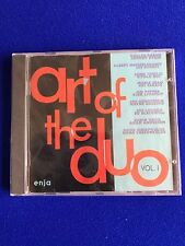 NEW SEALED Art of the Duo -Various Artists vol.1 (1994) Jazz Enja CD