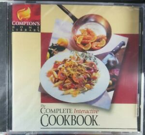 The Complete Interactive Cookbook New
