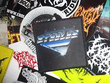 Steeler Patch Heavy Metal Savatage