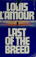 Last of the Breed by Louis L'Amour (1986, Hardcover)