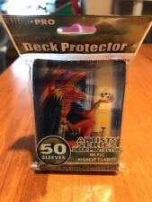 Ultra Pro  Package of Card Sleeves from Box   Elmore   #81774  50 sleeves NEW