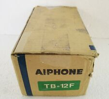 Aiphone Telephone Phone Type Intercom TB-12F