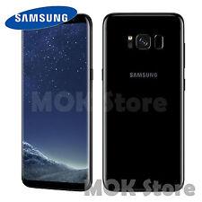 Samsung Galaxy S8+ Plus SM-G955 LTE 6G 128G / Factory Unlocked - Midnight Black