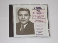 The World Of Jack Teagarden Feat Benny Goodman/Victor Young/Fats Waller 1992.