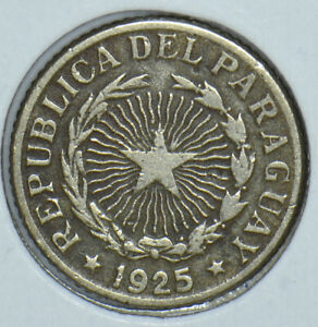 Paraguay 1925 Peso 190845 combine shipping