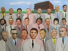 We Did What We Could, most famous African American black men