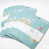 AmorePacific Illi Korean Facial Mask Sheet Face Skin Moisture Pack 10pcs