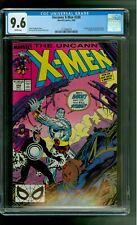 Uncanny X-Men 248 CGC 9.6 NM+ 1st Jim Lee X-men Wolverine Longshot Colossus
