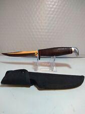 Vintage Case XX USA, Model 3 FINN, SSP Hunting Knife.