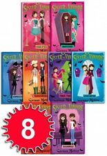 My Sister the Vampire Collection 8 Book Set Sienna Mercer Star Style, Love Bites