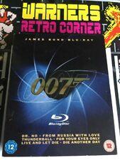 007 James Bond Set Movie Film 🎥 blu ray region B