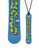 Miniboard DC Mega 12/13 NEW Snowboard als Halskette X12