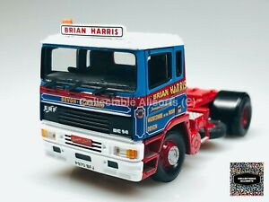 CORGI ERF EC SERIES TRUCK CAB MODEL ONLY BRIAN HARRIS CC11910 1:50
