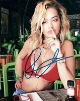Rita Ora Autographed Signed 8x10 Photo REPRINT