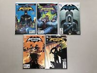 Lot of 10 Batman and Robin (2009) from #2-20 VF Very Fine
