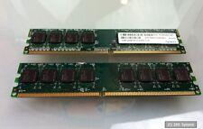 1gb ddr2 modulo DIMM, 75.063a5.g01, per t180, m1100, 2800, 5800, ASPIRE Veriton