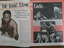 1952 Boxing and Wrestling (KID GALIVAN/WHIPPER BILLY  WATSON/STRANGLER  LEWIS)