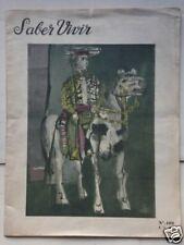 Ramon Gomez de la Serna, Revista Saber Vivir 100, 1952