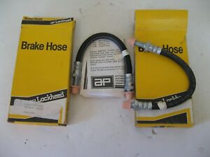 MGB 1963-1980 BRAKE HOSES FOR THE REAR - NEW-  SELLING TWO - AP LOCKHEED GBH159
