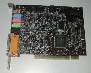 Scheda Audio Creative Soundblaster Live 5.1 p/n SB0060 PCI *SCONTATA APPROFITTA*