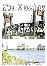 RIVER CROSSINGS MIDWEST VIDEO PRODUCTIONS UP, CNW, SF, BNSF, CN, CP SOO + MORE