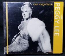 Peggy Lee - C'est Magnifique 3-Disc Audio CD Box Set - NEW