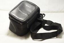 Sony Cyber-shot Camcorder Camera Case Black [S-1]